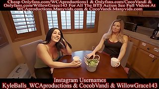 Cheating Stepmom Likes apropos Throw Orgy Swinger Parties Complete Coco Vandi Willow Grace Sinn Astucious Jackie Ohh Selby Paris Crystal Clark