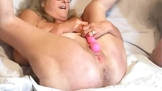 Mature Stepmom Has Biggest Squirt Ever While Getting Fucked By Daddy