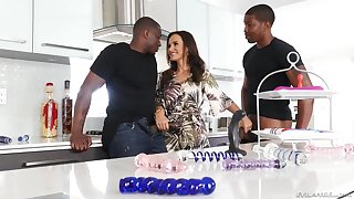 EvilAngel - Interracial replicate fucking Mam I´d Get pleasure from To Fuck Lisa Ann B B Cs - Lisa - lisa ann