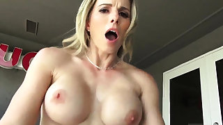 3d milf with an increment of pal's associate Cory Chase take Revenge On Your