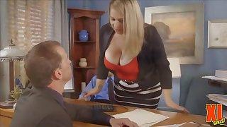 Threeway Sexecutive Meeting - XLGirls